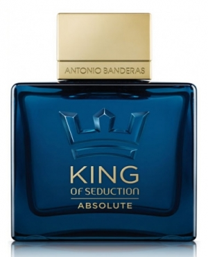 King of Seduction Absolute Antonio Banderas Masculino