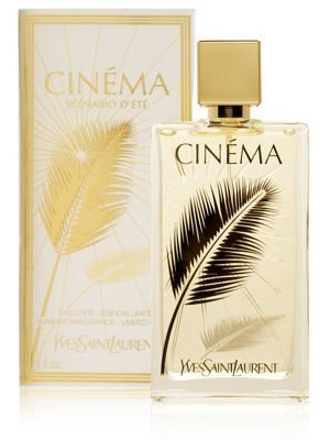 Cinema Scenario d`Ete Yves Saint Laurent for women
