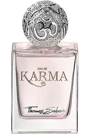eau de karma thomas sabo perfume a new fragrance for women 2015. Black Bedroom Furniture Sets. Home Design Ideas