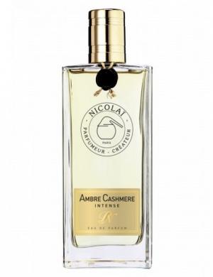 Ambre Cashmere Intense Nicolai Parfumeur Createur для мужчин и женщин