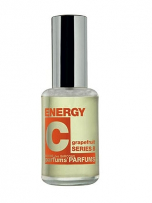 Energy C Grapefruit Comme des Garcons for women and men