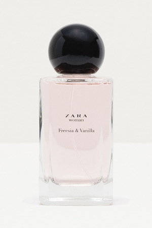 Zara Woman Freesia & Vanilla Zara de dama