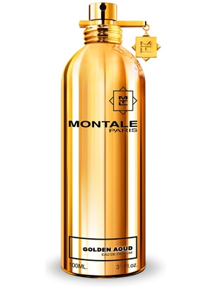 Aoud Collection - Golden Aoud Montale Compartilhável