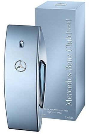 Mercedes benz club fresh mercedes benz cologne a new for Mercedes benz perfume price