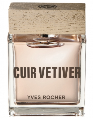 Cuir Vetiver Yves Rocher Masculino