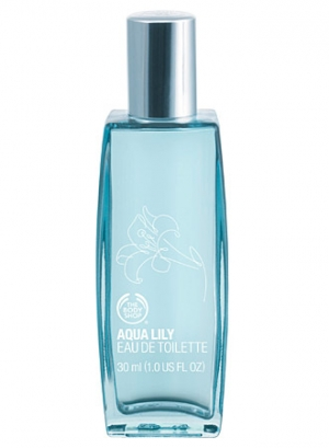 Aqua Lily The Body Shop de dama