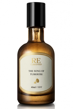 The Song of Tuberose 夜来香 RE CLASSIFIED RE调香室 pour homme et femme
