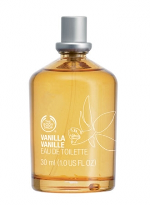 Vanilla The Body Shop para Mujeres