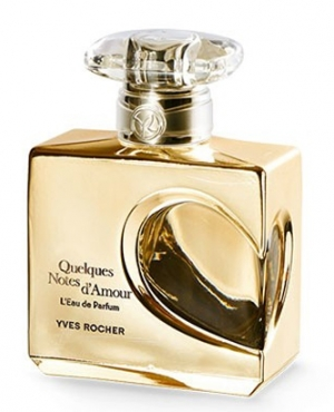 Quelques Notes d`Amour Eau de Parfum Limited Edition Yves Rocher dla kobiet
