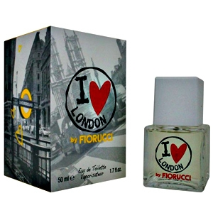 I Love London Fiorucci für Frauen