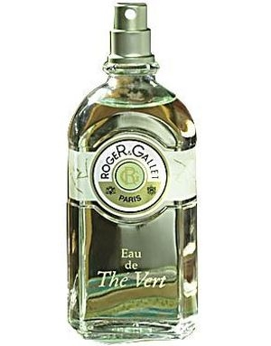 Eau de The Vert Roger & Gallet Compartilhável