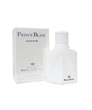 Prince Blanc Princesse Marina De Bourbon Masculino