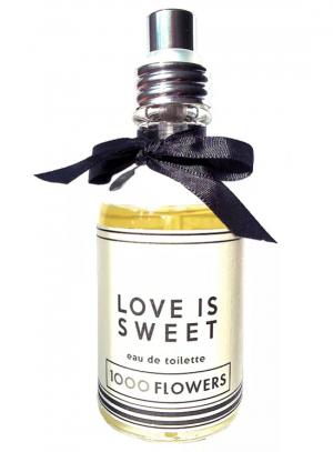 Love is Sweet 1000 Flowers pour homme et femme
