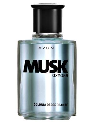 Musk Oxygen Avon für Männer