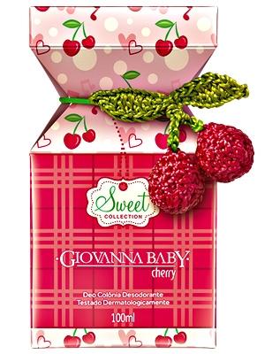 Cherry Giovanna Baby for women