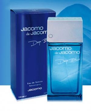 Jacomo de Jacomo Deep Blue Jacomo для мужчин