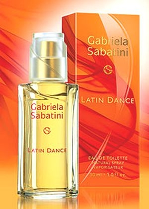 Latin Dance Gabriela Sabatini para Mujeres