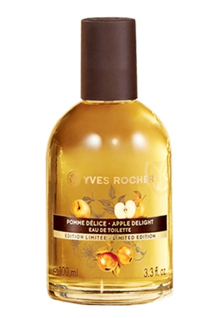Pomme Delice Yves Rocher para Hombres y Mujeres