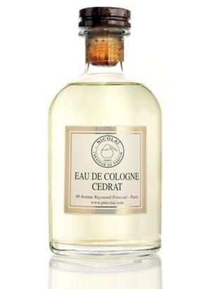 Cologne Cedrat Nicolai Parfumeur Createur לגברים