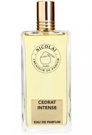 Cedrat Intense Nicolai Parfumeur Createur pour femme