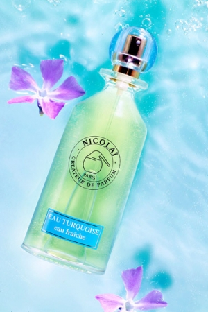 Eau Turquoise Nicolai Parfumeur Createur für Frauen