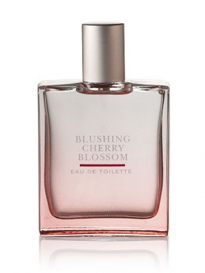 Blushing Cherry Blossom Bath and Body Works dla kobiet