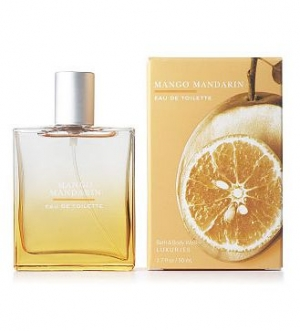 Mango Mandarin Bath and Body Works de dama