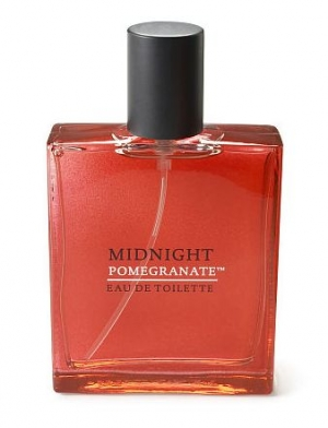 Midnight Pomegranate Bath and Body Works de dama
