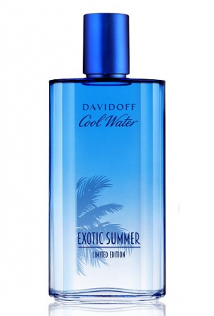 Cool Water Exotic Summer Davidoff для мужчин