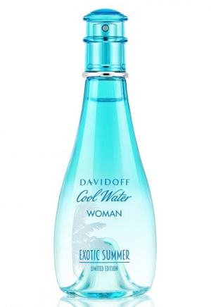 Cool Water Woman Exotic Summer Davidoff de dama