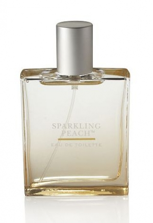 Sparkling Peach Bath and Body Works for women