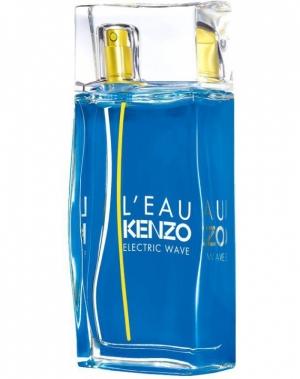 L'Eau par Kenzo Electric Wave pour Homme Kenzo Masculino