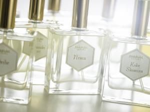 Nemu (Silk Flower) Parfum Satori de dama