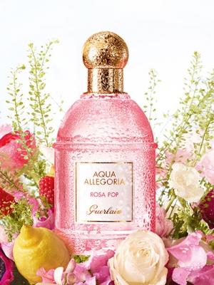 Aqua Allegoria Rosa Pop Guerlain dla kobiet