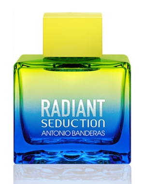 Radiant Seduction Blue Antonio Banderas для мужчин