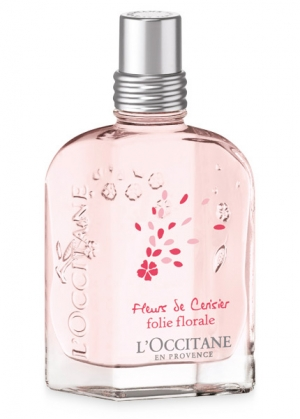 Fleurs de Cerisier Folie Florale L`Occitane en Provence for women
