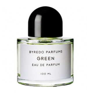 Green Byredo for women and men