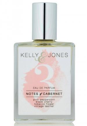 No. 3 Notes of Cabernet Kelly & Jones для мужчин и женщин