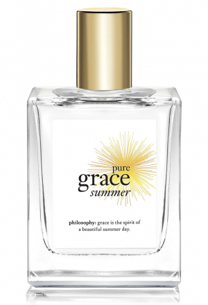 Pure Grace Summer Philosophy Feminino