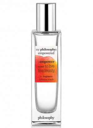 My Philosophy Empowered Philosophy pour homme et femme