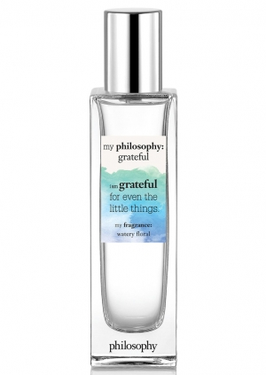 My Philosophy Grateful Philosophy de dama