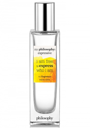 My Philosophy Expressive Philosophy para Mujeres