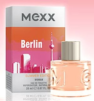 Mexx Berlin Summer Edition for Women Mexx dla kobiet
