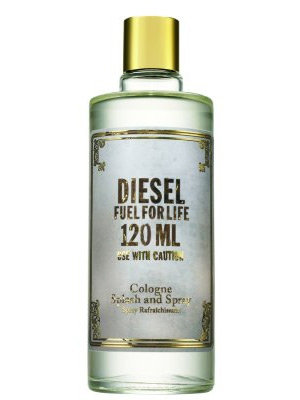 Diesel Fuel For Life Cologne for Men Diesel для мужчин