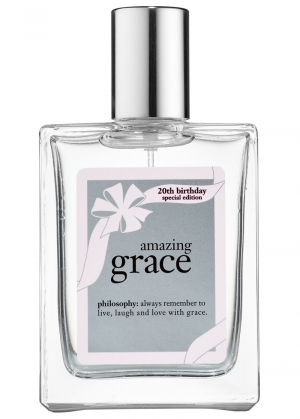 Amazing Grace 20th Birthday Special Edition Philosophy para Mujeres