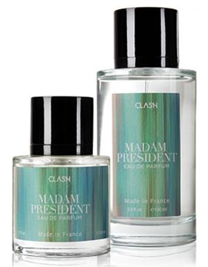 Madam President Clash  de dama