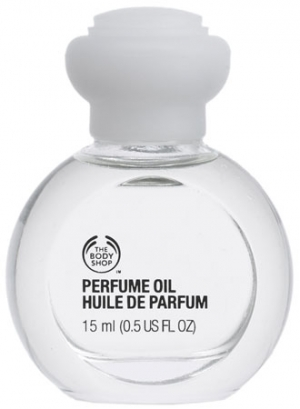Dewberry Perfume Oil The Body Shop de dama