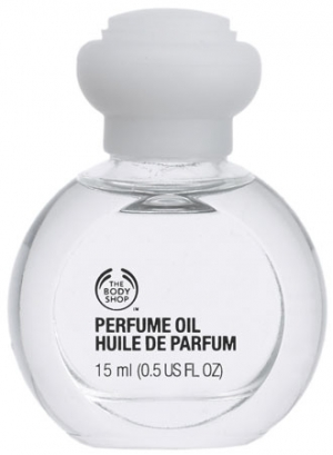 Juba Perfume Oil The Body Shop für Frauen