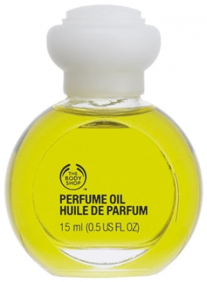 Satsuma Perfume Oil The Body Shop para Mujeres