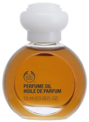 Woody Sandalwood Perfume Oil The Body Shop unisex